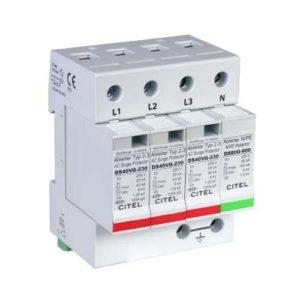 ПЗІП для фотоелектричних систем та мереж постійного струму